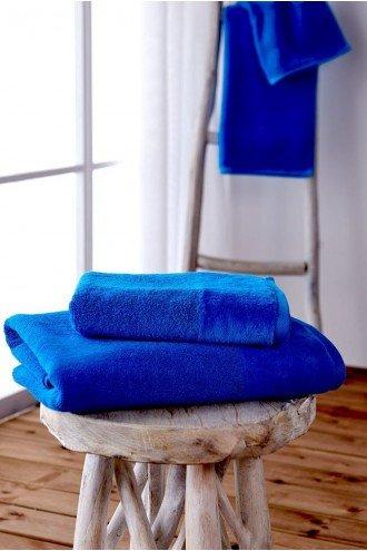 ΠΕΤΣΕΤΑ ΜΠΑΝΙΟΥ SOFTFEEL ΜΠΛΕ BLUE 4252