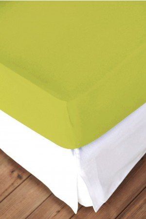 FITTED SHEET FINEJERSEY COTTON SHEEN